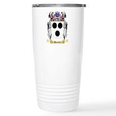 Basilio Stainless Steel Travel Mug