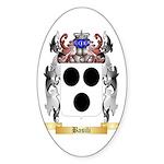 Basili Sticker (Oval 50 pk)