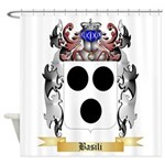 Basili Shower Curtain