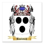 Basilevich Square Car Magnet 3