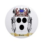 Basile Ornament (Round)