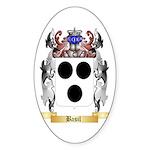 Basil Sticker (Oval 50 pk)