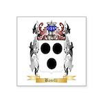 Baselli Square Sticker 3