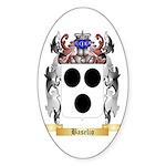 Baselio Sticker (Oval 50 pk)