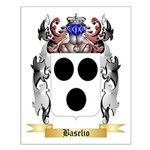 Baselio Small Poster