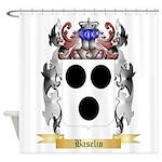 Baselio Shower Curtain