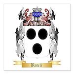 Baseli Square Car Magnet 3