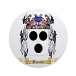 Baseley Ornament (Round)