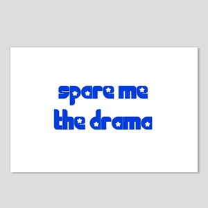 Spare Me the Drama Postcards (Package of 8)