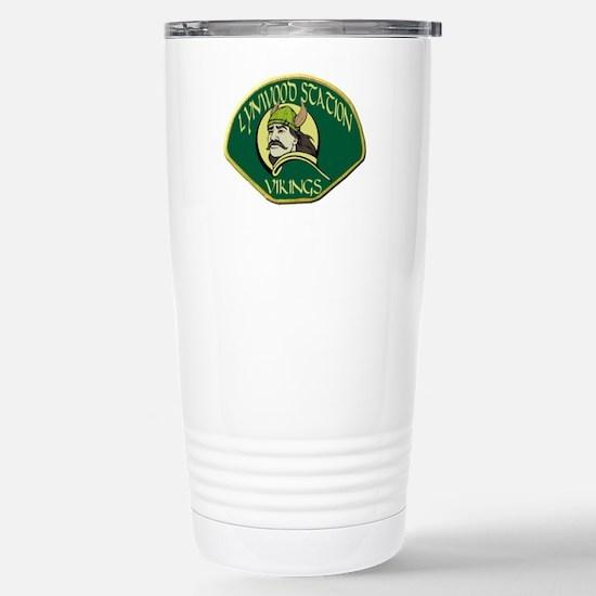 Lynwood Station Vikings Travel Mug