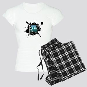 Attic Splat Logo Pajamas