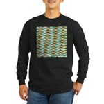 School of Tropical Amazon Fish 1 Long Sleeve T-Shi