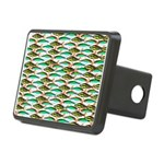 School of Tropical Amazon Fish 1 Hitch Cover