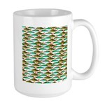 School of Tropical Amazon Fish 1 Mug