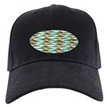 School of Tropical Amazon Fish 1 Baseball Hat