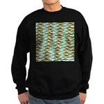 School of Tropical Amazon Fish 1 Sweatshirt