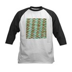 School of Tropical Amazon Fish 1 Baseball Jersey