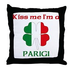 Parigi Family Throw Pillow