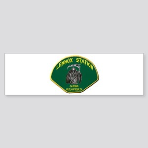 Lennox Station Bumper Sticker