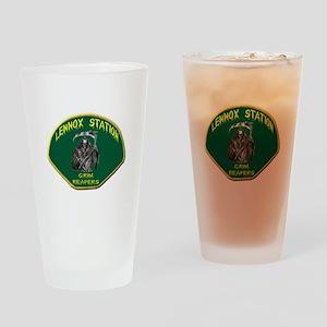 Lennox Station Drinking Glass