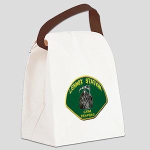 Lennox Station Canvas Lunch Bag