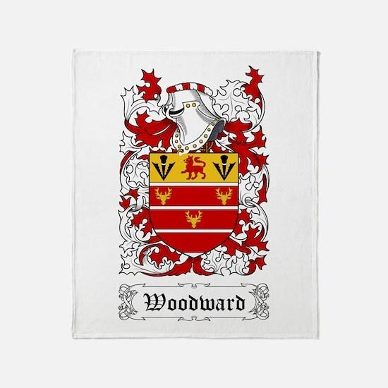 Woodward Throw Blanket