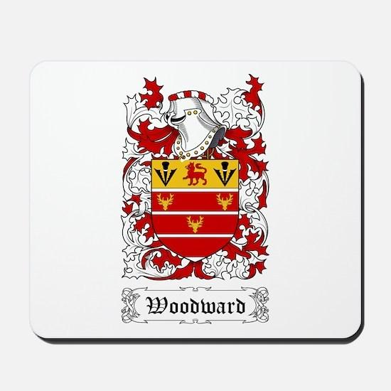 Woodward Mousepad