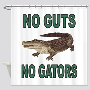 Football Florida Gators Shower Curtains