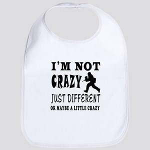 I'm not Crazy just different Paintball Bib
