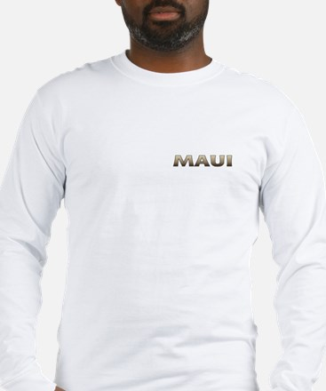 Maui TIKI Long Sleeve T-Shirt