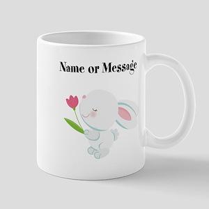 Girl Bunny Mug