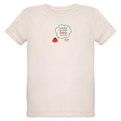 Lucky To Have Two Mommies T-Shirt