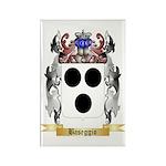 Baseggio Rectangle Magnet (100 pack)