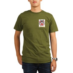 Bascio Organic Men's T-Shirt (dark)