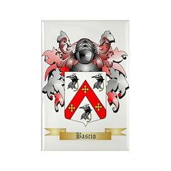 Bascio Rectangle Magnet (10 pack)