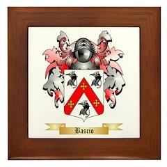 Bascio Framed Tile