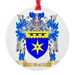 Bas Round Ornament