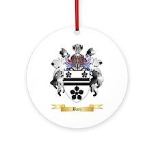 Barz Ornament (Round)