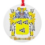 Barwick Round Ornament