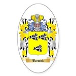 Barwick Sticker (Oval 10 pk)