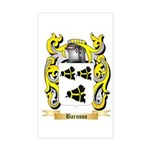 Barusso Sticker (Rectangle)