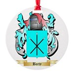 Barty Round Ornament