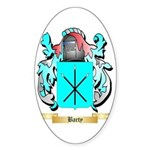 Barty Sticker (Oval)
