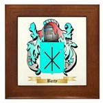 Barty Framed Tile