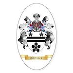 Bartunek Sticker (Oval 10 pk)