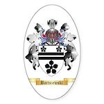 Bartszewski Sticker (Oval)