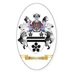 Bartszewski Sticker (Oval 10 pk)