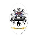Bartshevich Oval Car Magnet