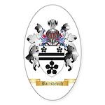 Bartshevich Sticker (Oval 50 pk)