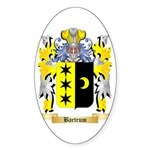 Bartrum Sticker (Oval 50 pk)